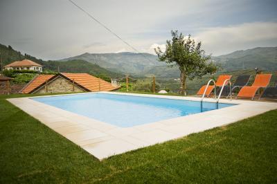 Schwimmbad Mietobjekt Ferienunterkunft auf dem Land 57730 Arcos de Valdevez