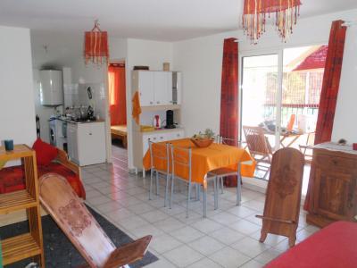 Wohnzimmer Mietobjekt Appartement 57872 Saint Gilles