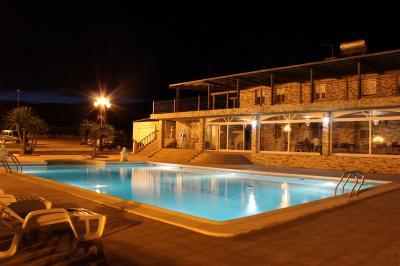 Schwimmbad Mietobjekt Ferienunterkunft auf dem Land 58320 Alcossebre
