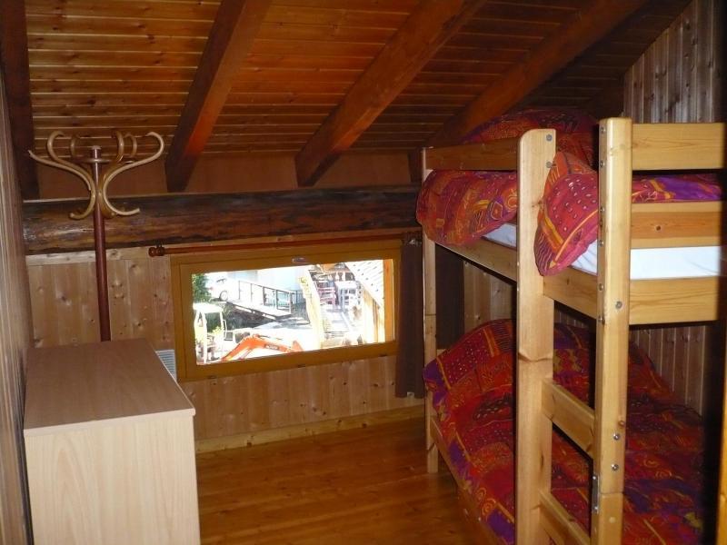 Schlafzimmer 2 Mietobjekt Appartement 58406 Les Carroz d'Araches