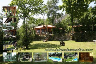 Ausblick aus der Ferienunterkunft Mietobjekt Haus 58447 Braga