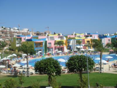 Schwimmbad Mietobjekt Appartement 58484 Albufeira