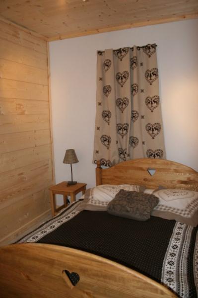 Schlafzimmer 2 Mietobjekt Appartement 58587 Saint Gervais Mont-Blanc