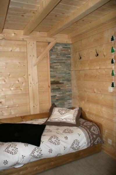 Schlafzimmer 3 Mietobjekt Appartement 58587 Saint Gervais Mont-Blanc