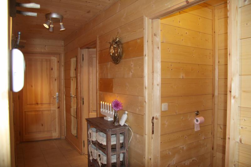 Eingang Mietobjekt Appartement 58587 Saint Gervais Mont-Blanc