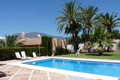 Mietobjekt Villa 58722 Estepona