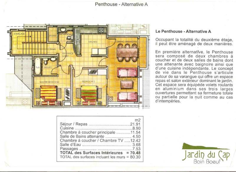 andere Mietobjekt Appartement 58816 Grand Baie