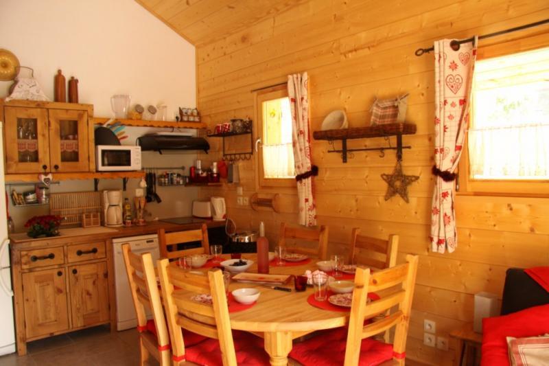 offene Küche Mietobjekt Appartement 59034 Saint Gervais Mont-Blanc