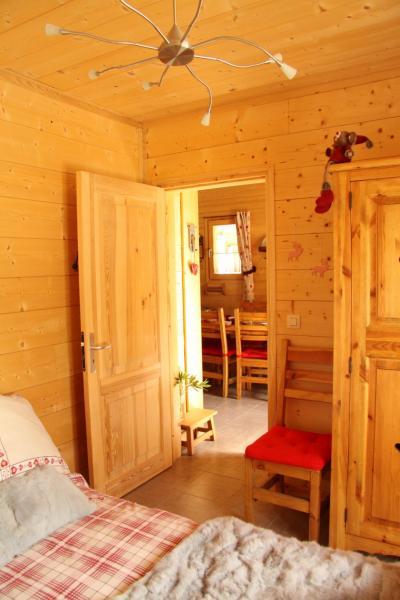 Schlafzimmer 1 Mietobjekt Appartement 59034 Saint Gervais Mont-Blanc