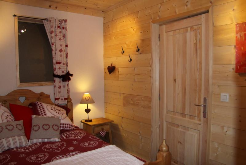 Schlafzimmer 2 Mietobjekt Appartement 59034 Saint Gervais Mont-Blanc