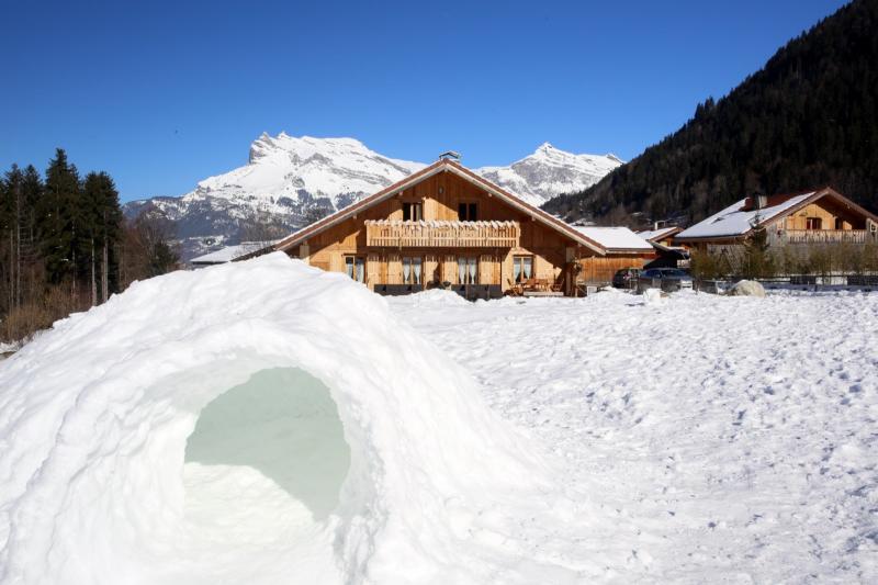 Ansicht des Objektes Mietobjekt Appartement 59034 Saint Gervais Mont-Blanc