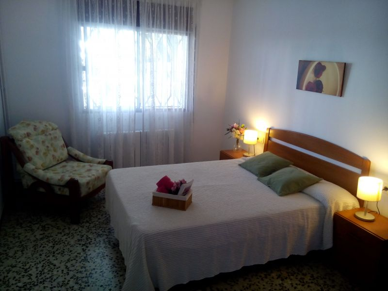 Schlafzimmer 1 Mietobjekt Villa 59145 L'Ampolla