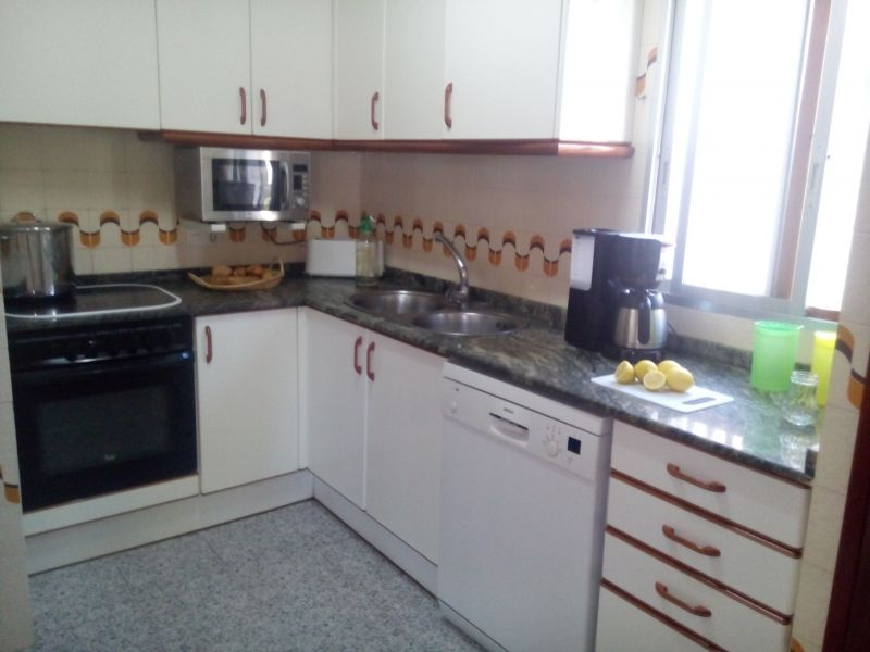 Sommerküche Mietobjekt Villa 59145 L'Ampolla