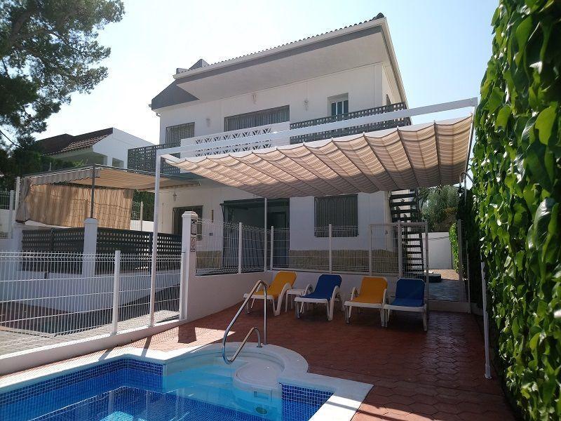 Schwimmbad Mietobjekt Villa 59145 L'Ampolla