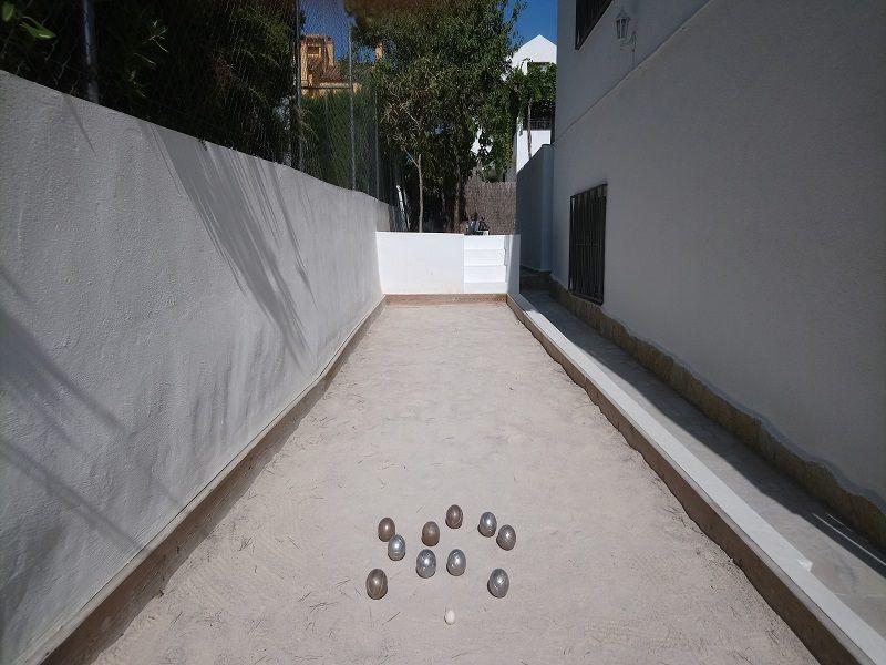 Garten Mietobjekt Villa 59145 L'Ampolla