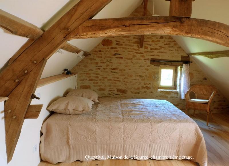 Schlafzimmer 2 Mietobjekt Haus 59161 Sarlat