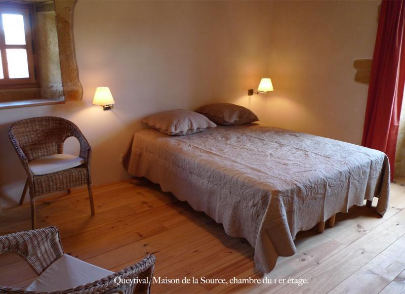 Schlafzimmer 1 Mietobjekt Haus 59161 Sarlat