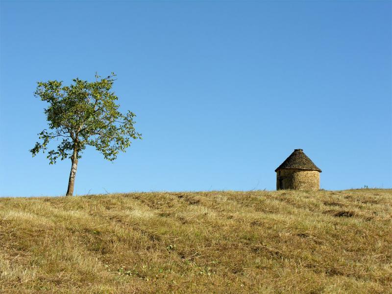 Ausblick aus der Ferienunterkunft Mietobjekt Haus 59161 Sarlat