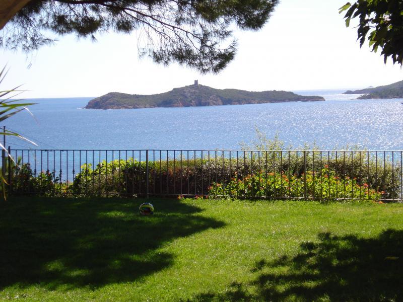Ausblick aus der Ferienunterkunft Mietobjekt Villa 59191 Ste Lucie de Porto Vecchio