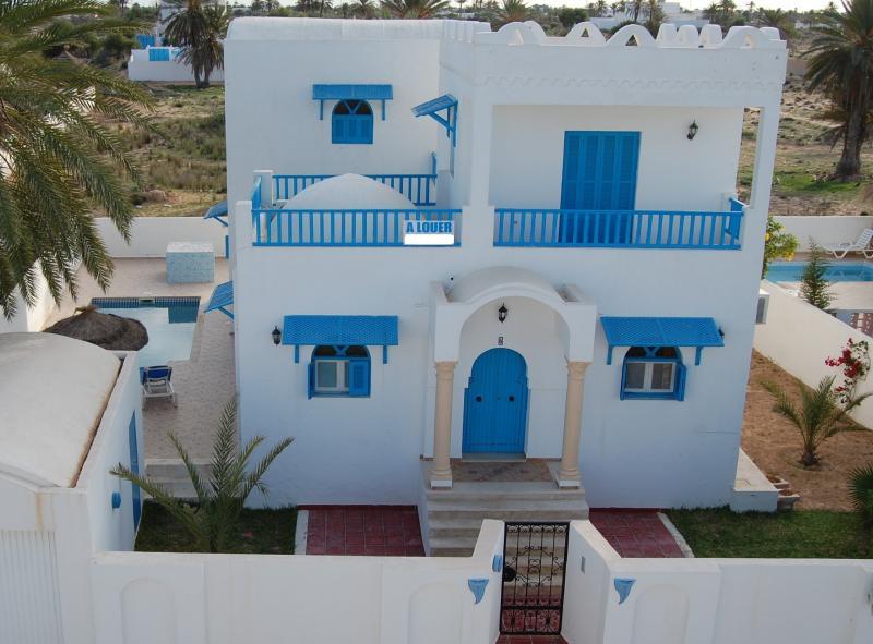 Ansicht des Objektes Mietobjekt Villa 59238 Djerba