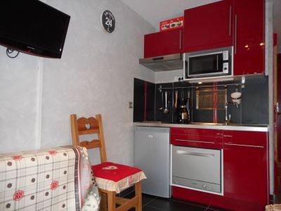 Kochnische Mietobjekt Studio 59631 Les Menuires