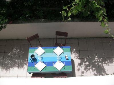 Terrasse Mietobjekt Haus 59658 Biarritz