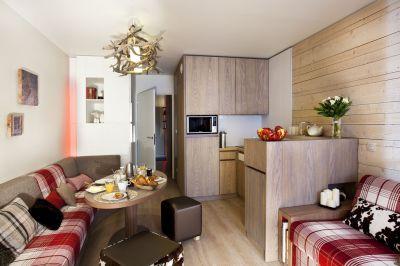 Mietobjekt Appartement 59801 Avoriaz