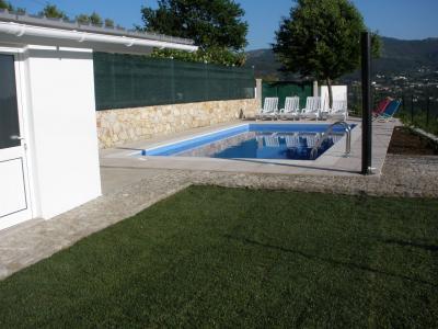 Schwimmbad Mietobjekt Ferienunterkunft auf dem Land 59825 Sever do Vouga