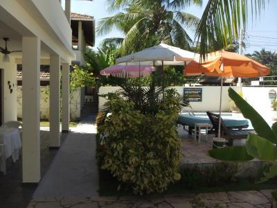 Terrasse Mietobjekt Appartement 59826 Salvador de Bahia