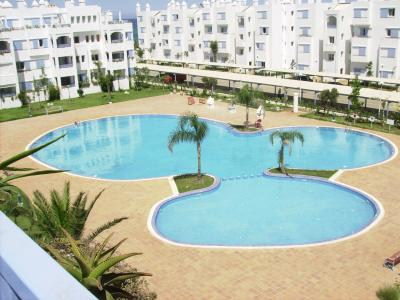 Schwimmbad Mietobjekt Appartement 59846 T�touan