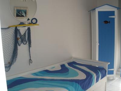 Schlafzimmer Mietobjekt Appartement 59909 Les  Sables d'Olonne
