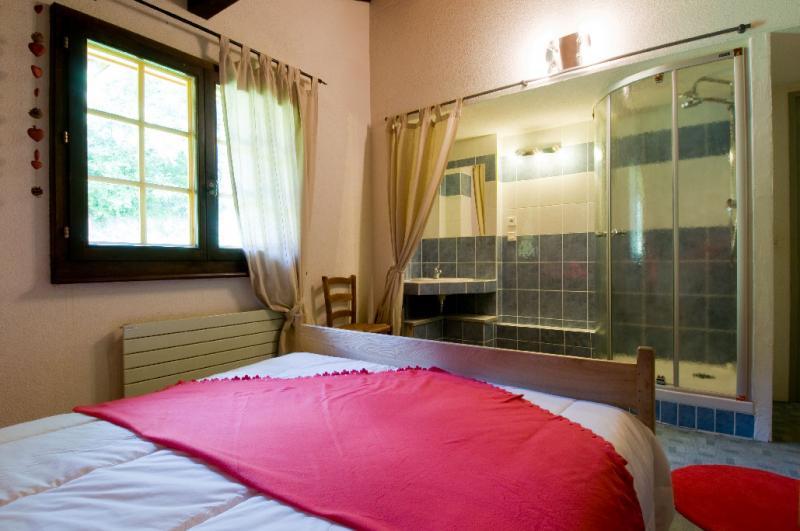 Schlafzimmer 6 Mietobjekt Chalet 600 Châtel
