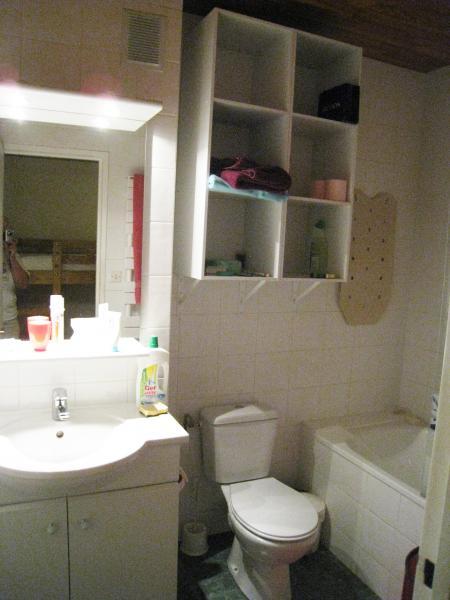Badezimmer Mietobjekt Appartement 60012 Tignes