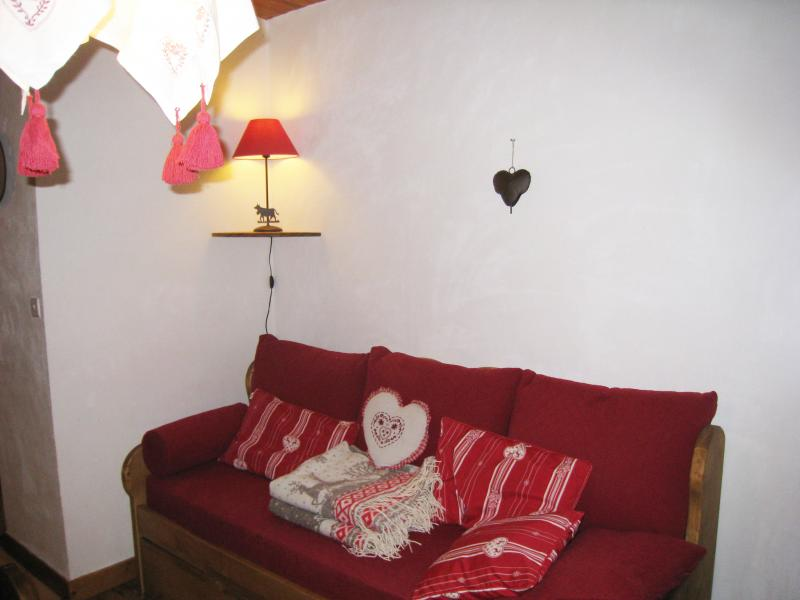 Wohnzimmer Mietobjekt Appartement 60012 Tignes
