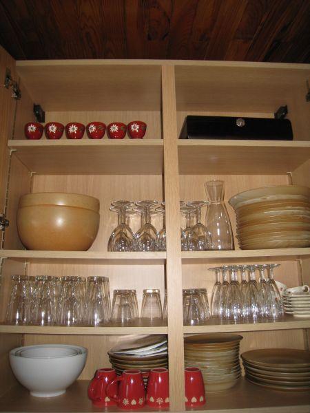 offene Küche Mietobjekt Appartement 60012 Tignes