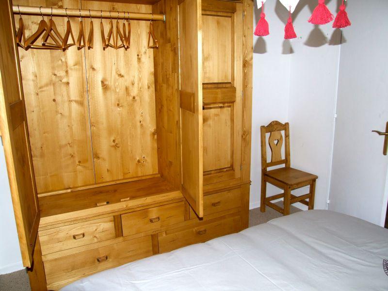Schlafzimmer 1 Mietobjekt Appartement 60012 Tignes