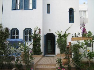 Eingang Mietobjekt Villa 60226 Agadir