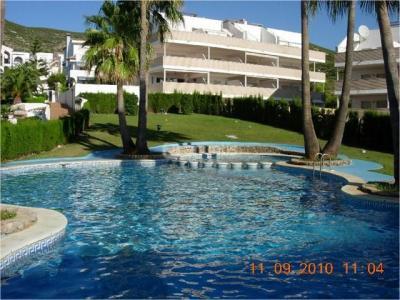 Schwimmbad Mietobjekt Appartement 60232 Pe��scola