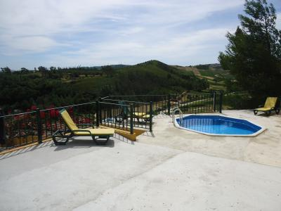 Schwimmbad Mietobjekt Villa 60356 Torres Vedras