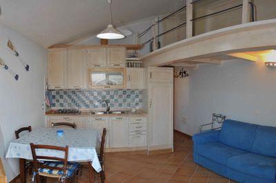 Zwischengeschoss Mietobjekt Appartement 60468 Santa Teresa di Gallura