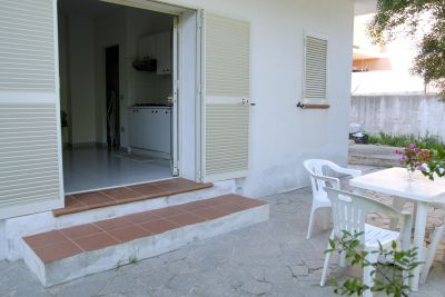 Garten Mietobjekt Studio 60775 Santa Teresa di Gallura