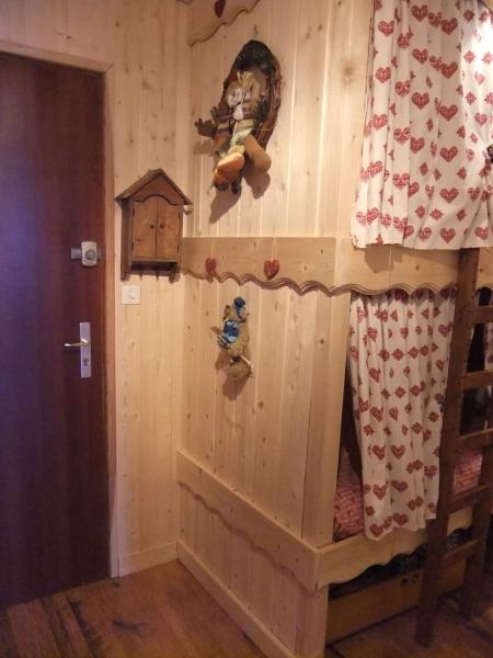 Offene Schlafecke Mietobjekt Appartement 60821 Auris en Oisans