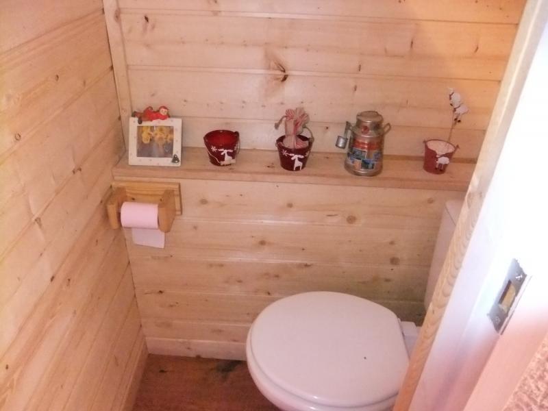 separates WC Mietobjekt Appartement 60821 Auris en Oisans