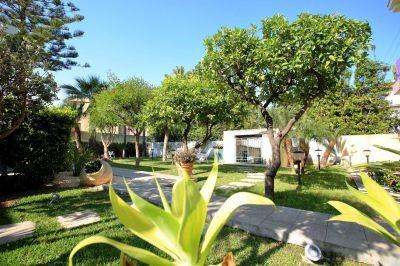 Garten Mietobjekt Villa 62144 Avola