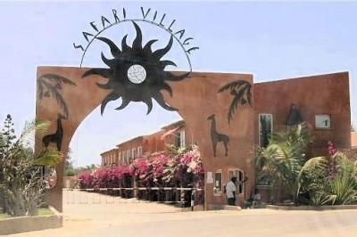 Eingang Mietobjekt Villa 62177 Saly