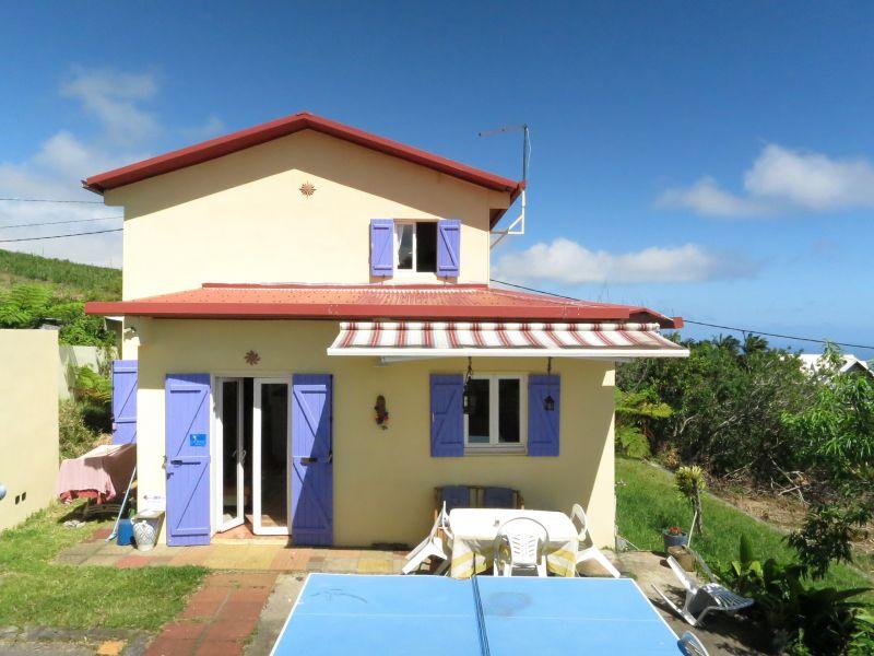 Ausblick von der Terrasse Mietobjekt Villa 62675 Saint Pierre (R�union)