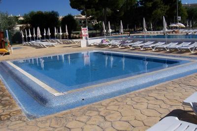 Schwimmbad Mietobjekt Appartement 62796 Alvor