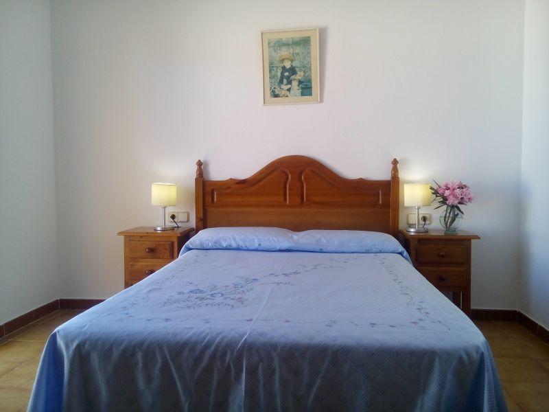 Schlafzimmer 1 Mietobjekt Villa 63018 L'Ampolla