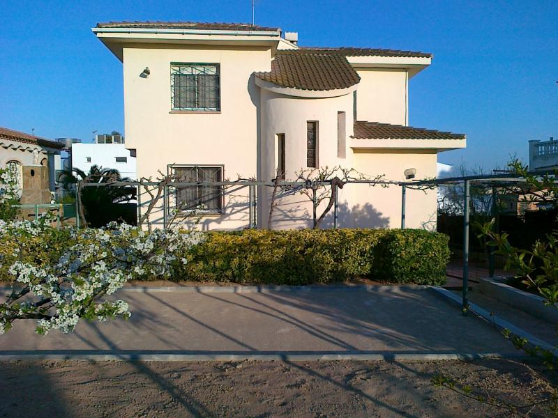 Garten Mietobjekt Villa 63018 L'Ampolla