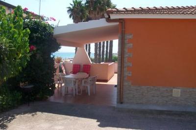 Terrasse Mietobjekt Appartement 63092 Avola